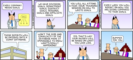 DILBERT © 2007 Scott Adams. Used By permission of UNIVERSAL UCLICK. All rights reserved.